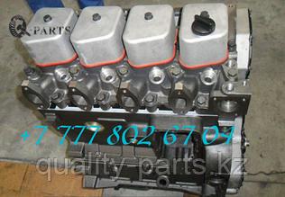 Двигатель на колесный экскаватор Hyundai.