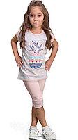 Пижама девичья подростк. 16/176 см, Розовый