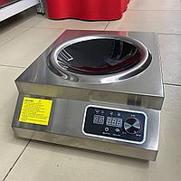 Индукционная плита 5 кВт - ВоК. Крутилка