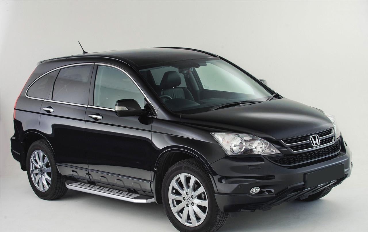 "Пороги ""Bmw-Style"" Honda CR-V (2007-2012)"
