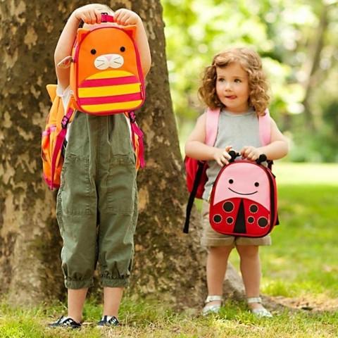 Дошкольные мини рюкзаки