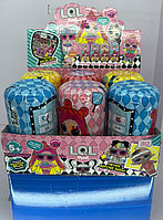 Набор кукол в капсуле Лол 38 6 штук в блоке 172-8