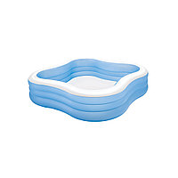 Детский надувной бассейн Beach Wave 229 х 229 х 56 см, Intex, 57495NP,