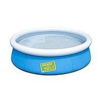 Детский надувной бассейн My First Fast Set 152 х 38 см, Bestway, 57241