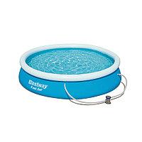 Семейный надувной бассейн Fast Set 366 х 76 см Bestway 57274