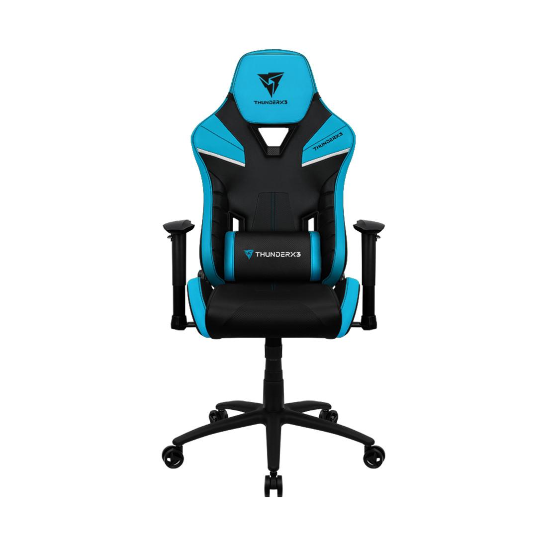 Игровое компьютерное кресло ThunderX3 TC5-Azure Blue - фото 2