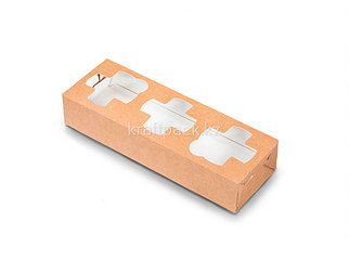 Держатель для 3х стаканов CupHolder Box DoEco (25/300)