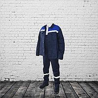 Костюм рабочий, куртка + полукомбинезон, лето
