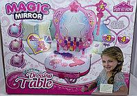 Детский туалетный столик игровой набор Magic Mirror