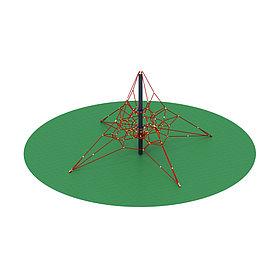 Пирамида (на резиновое покрытие) СК 2.05.01-РК (сетка)