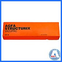 Промышленная рентгеновская пленка Agfa Structurix D4 Pb VacuPac 10x40 (100 листов)