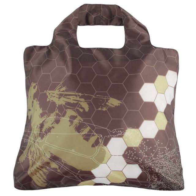 Женская модная сумочка авоська. Animal Planet Bag 1 Envirosax