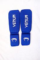 Щитки на ноги для каратэ тряпочные