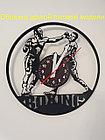 Настенные часы из пластинки, Aerosmith, подарок фанатам, любителям, 0155, фото 8