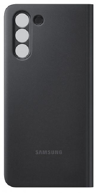 Чехол для Samsung Galaxy S21 Smart Clear View Cover EF-ZG991CBEGRU, black - фото 2