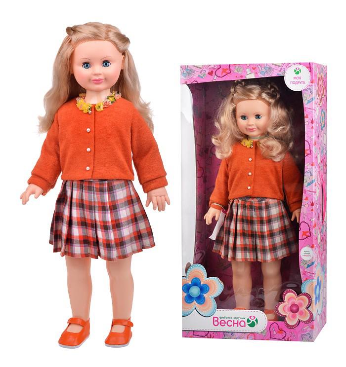 Кукла Милана говорящая 70 см, Весна - фото 1