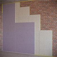 Монтаж бескаркасной звукоизоляции стен