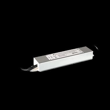 Блок питания для светодиодной ленты пылевлагозащищенный 15W 12V IP66 1/100, фото 2