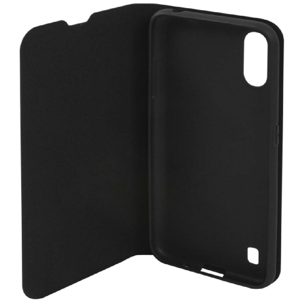 Чехол-книжка Red Line Unit для Samsung Galaxy A01 (черный)(006178) - фото 2