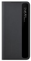 Чехол для Galaxy S21 Plus Smart Clear View Cover EF-ZG996CBEGRU, black