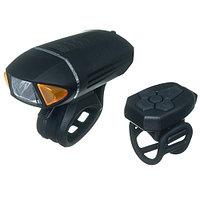 Велофонарь передний STG BC-FL1602 USB Х98540