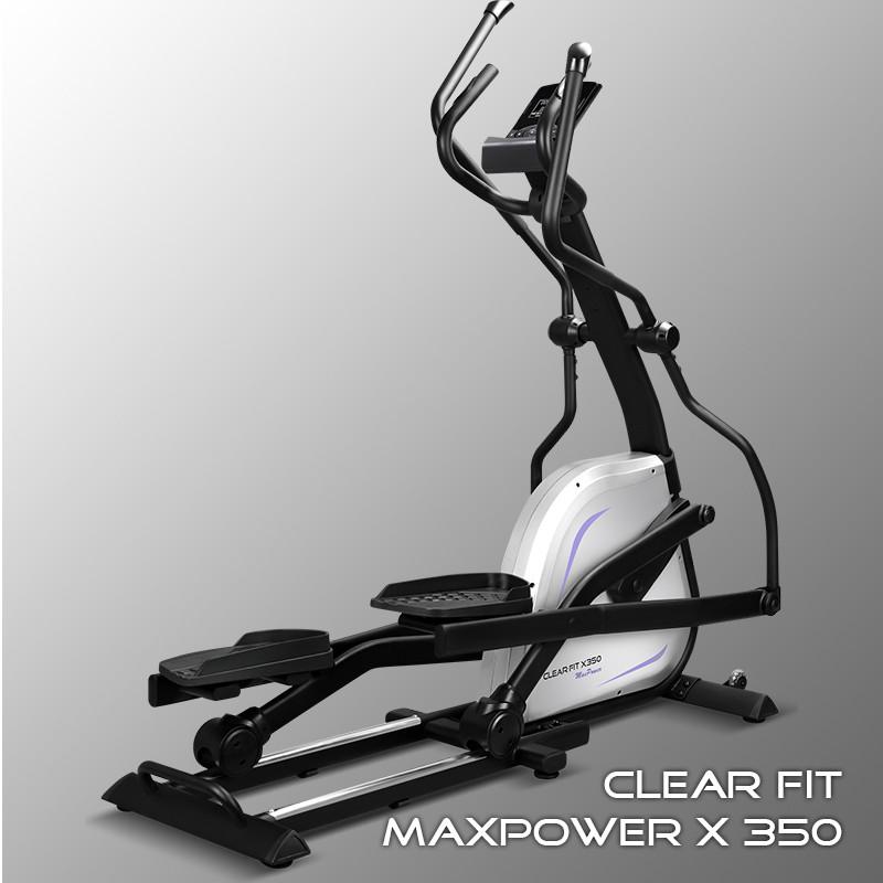 Эллиптический тренажер Clear Fit MaxPower X 350
