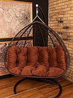 """Подвесное кресло из ротанга """"Вик"""""""