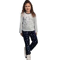 Пижама девичья подростк. 16/176 см, Серый