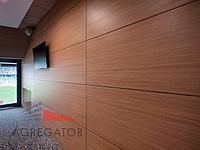 стены из hpl панелей