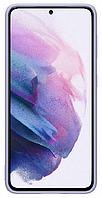 Чехол для Samsung Galaxy S21 Silicone Cover EF-PG991TVEGRU, violet
