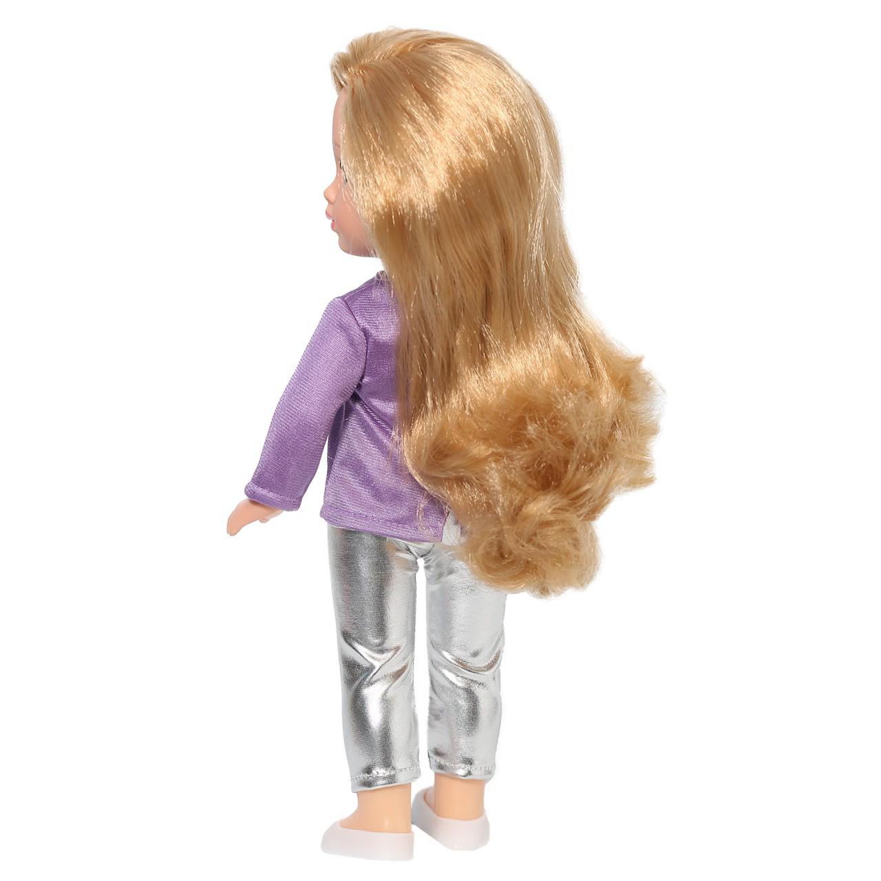 Кукла Алла Модница-2 35см, Весна - фото 2