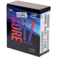 CPU Intel Core i7 9700K 3,6GHz (4,9GHz) 12Mb 8/8 Core Coffe Lake 95W FCLGA1151 Box without cooler