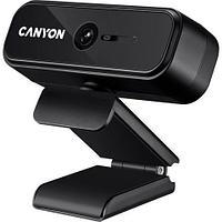CANYON C2N 1080P full HD 2.0Mega fixed focus webcam with USB2.0 connector, 360 degree rotary view scope, built