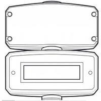 Опция к POS терминалам Zebra Дисплей MP6XXX ACCY MX202-DI00WW