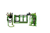 Гидравлический аппарат для стыковой сварки полимерных труб Monster 160 МЭ