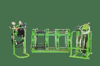 Гидравлический аппарат для стыковой сварки полимерных труб Monster 160 М