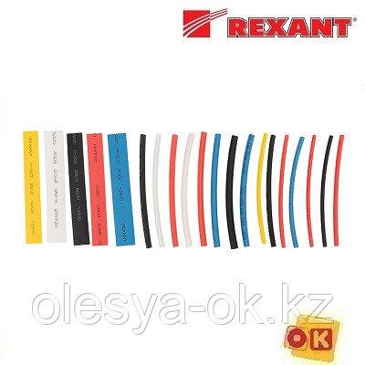 Набор термоусадочных трубок №2 (АВТО импорт) REXANT, фото 2