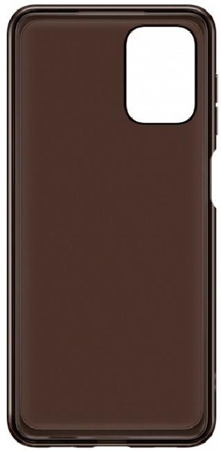 Чехол для Galaxy A12 Soft Clear Cover EF-QA125TBEGRU - фото 3