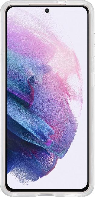 Чехол для Galaxy S21 Clear Standing Cover EF-JG991CTEGRU, transparent - фото 1