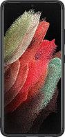 Чехол для Galaxy S21 Ultra Silicone Cover EF-PG998TBEGRU, black