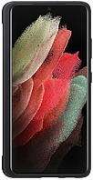 Чехол для Galaxy S21 Ultra Silicone Cover with S Pen EF-PG99PTBEGRU, black