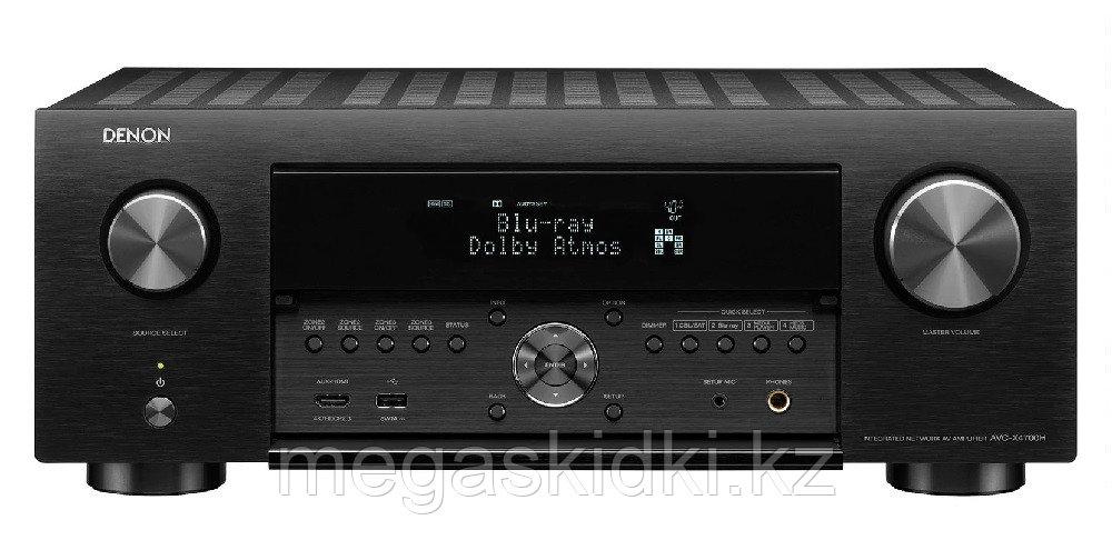 AV-ресивер DENON AVC-X4700H Black