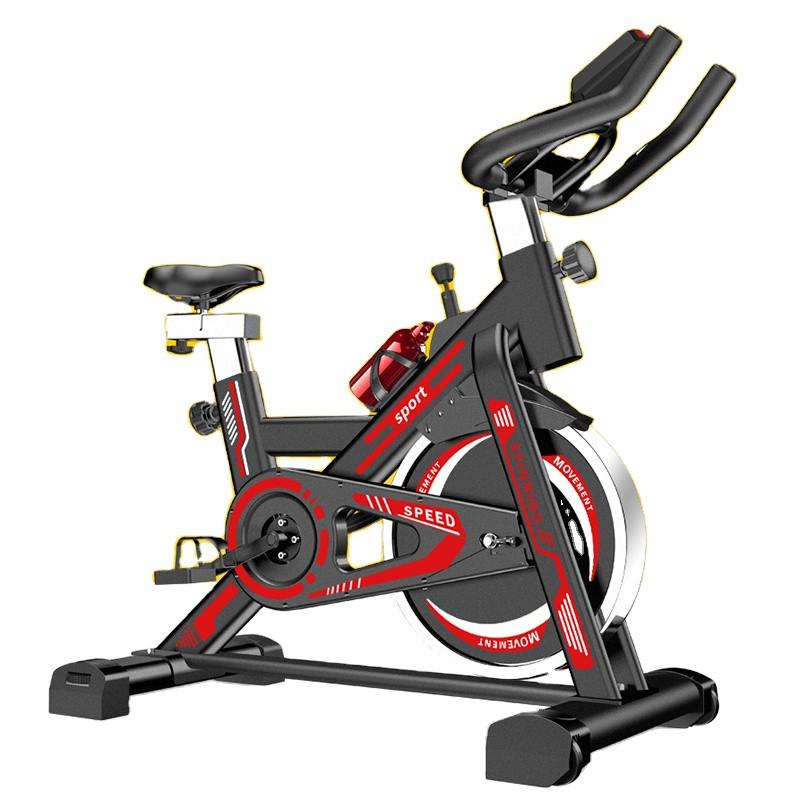 Велотренажер Spin Bike (черный) FT-0022