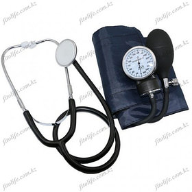 Механический тонометр со стетоскопом Blood Pressure Kit