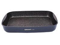 """Противень 335х220х55, каменное антипригарное покрытие """"Granit Ultra"""", фото 1"""