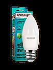 LED Лампа Dauscher C35 8W E27 6400K 90lm/w Холодный цвет