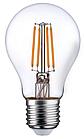 LED Лампа Dauscher Filament A60 10W E27 4000К Нейтральный цвет