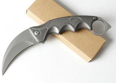 Нож-керамбит Fox Knives из CS Go (Африканская сетка)