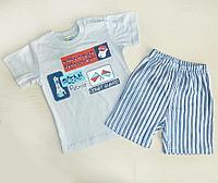 Пижама для мальчика Ocean Patrols (104 см)