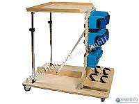 """Опора-вертикализатор (столик) для детей с ДЦП Titan HMP-WP006 """"Кенгуру"""""""